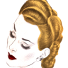How-to: Vintage 1940's Inspired Up Do for Medium to Long Hair