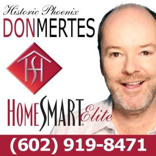 Don Mertes, Historic Phoenix