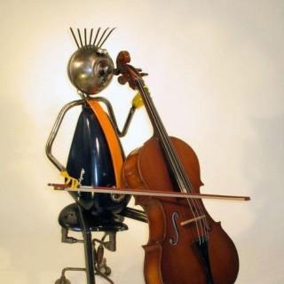 R.A. Cellist