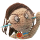 Teeni a/k/a/ the Mad Crochet Scientist