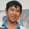 The author avatar