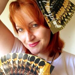 Ju Lund, Escritora nacional Romance, New Adult, Fantasia & Vampiros