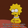 Lisa Simpson Has Asperger's