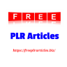 Free PLR Articles