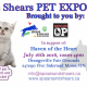 Spears & Shears Pet Expo