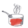 casseroles et claviers