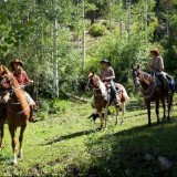 Black Mountain Colorado Dude Ranch