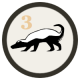 Honey Badger 3
