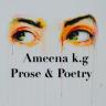 Ameena k.g