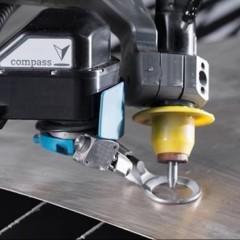 Impact of Grit Size on Abrasive Waterjet Cutting – FlowBlog