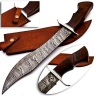 Damascus steel knives,