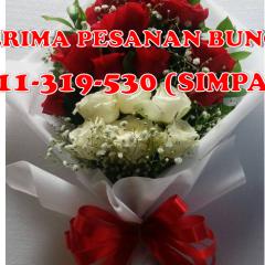 0811 319 530 Simpati Rangkaian Bunga Meja Makan Surabaya