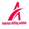 American shifting solution