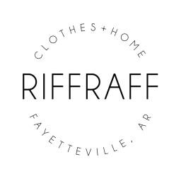 Image result for riffraff fayetteville logo