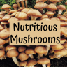 Nutritious Mushrooms!
